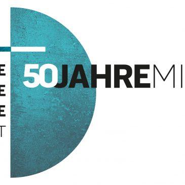 Informationen zum 50. Jubiläum